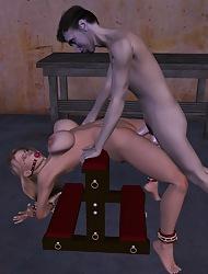 Gross 3D Porn