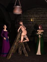 Sensual 3D Porn