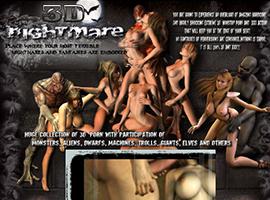 3D Nightmare
